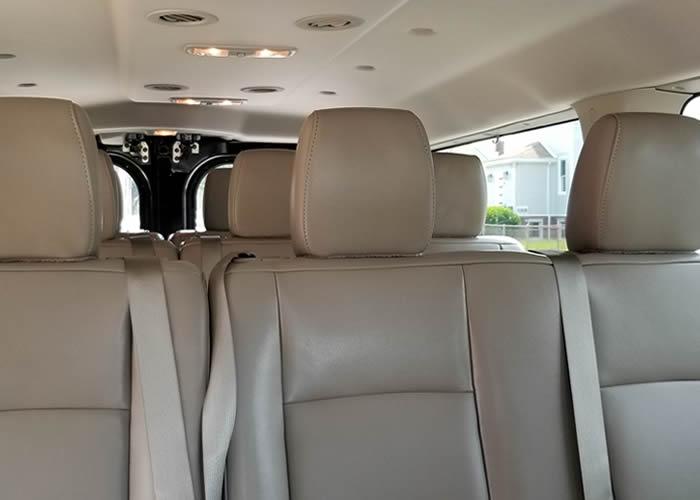 11 Passenger Van